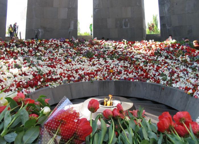 Байден и Эрдоган схлестнутся по вопросу геноцида армян