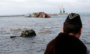 Британцы в Черном море — статисты, выполнявшие указания режиссера