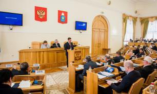 Депутаты Астраханской области запретили себе использовать мат в интернете