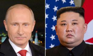 Ким Чен Ын рассказал о целях визита в Россию