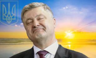Саакашвили: Порошенко не может употреблять вино, произведенное на Украине