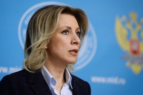 Захарова признала, что Смоленков работал в посольстве в США