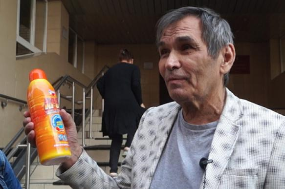 """Бари Алибасов проиграл суд с производителем """"Крота"""""""