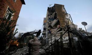 В Албании из-за землетрясения пострадали сотни человек