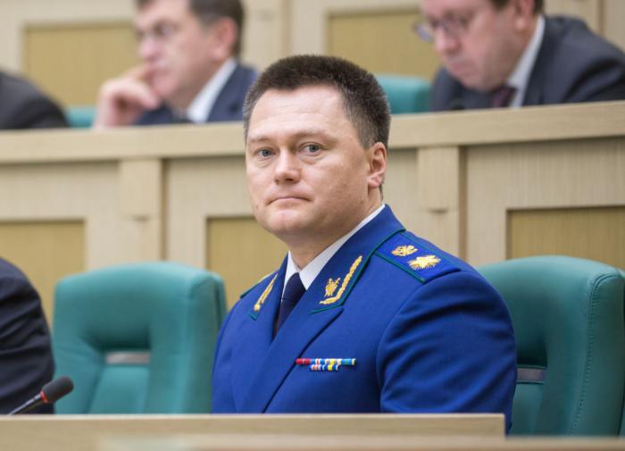 Генпрокурор РФ предложил продлить мораторий на проверки малого бизнеса
