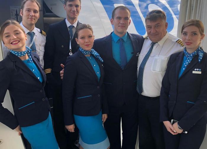 Из Москвы в Москву вылетит рейс для влюбленных в небо