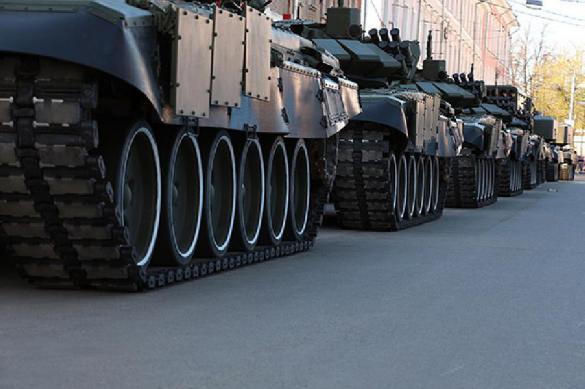 Российские учёные разработали новый метод производства танковой брони
