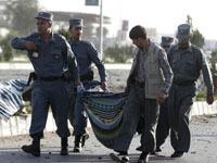 Взрыв убил 40 человек в Афганистане.