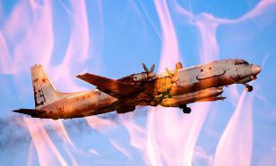 Минобороны РФ: Ил-20 сбили сирийцы, виноват Израиль
