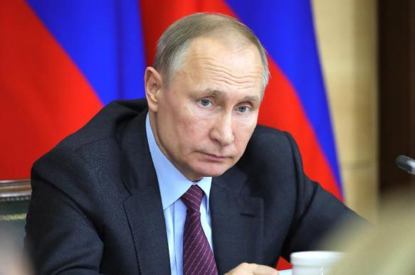 Путин поручил оказать помощь Италии в борьбе с коронавирусом