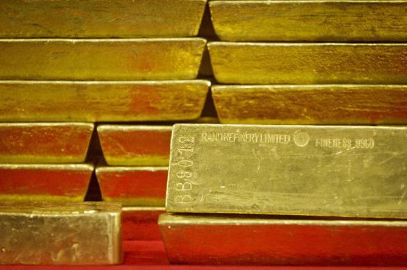 За сентябрь международные резервы России сократились на  млрд