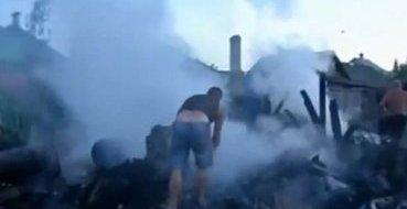 Под Мариуполем обстрелян поселок Талаковка