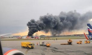 В гибели пассажиров SSJ-100 виноваты люди, пытавшиеся спасти свой багаж - источник