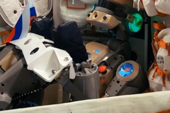 Конструктор: российские роботы будут аватарами для космонавтов