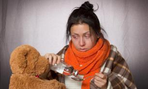 Врач-терапевт назвал главные ошибки россиян при лечении гриппа и ОРВИ