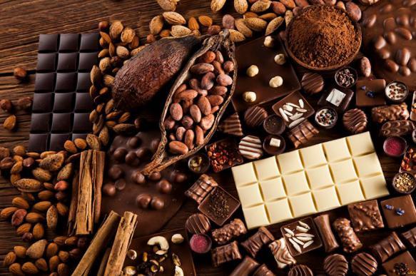 Сколько шоколада съедают жители разных стран