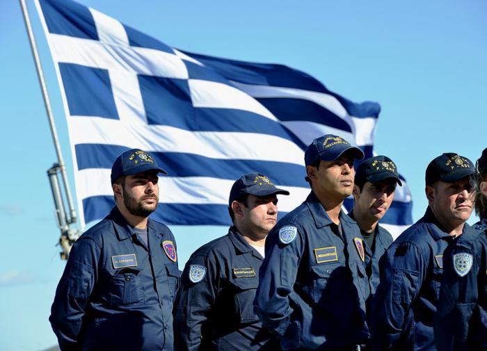 Греческие ВС приведены в полную боевую готовность
