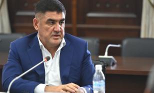 В Киргизии задержан экс-замглавы МВД
