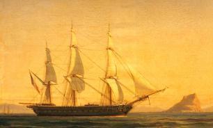 Как принц де Лень на фрегате в Японию ходил