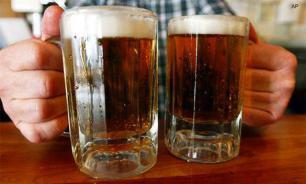 Российские пивовары приняли решение не продавать пиво в большой таре