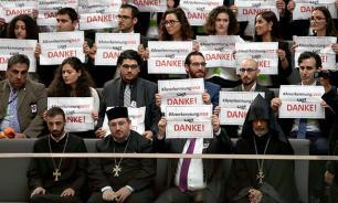 Германия приняла резолюцию о геноциде армян