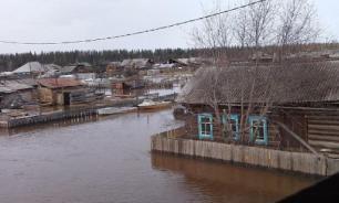 В Иркутской области зафиксированы первые подтопления