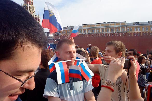 Более 80% российской молодёжи не интересуются политикой
