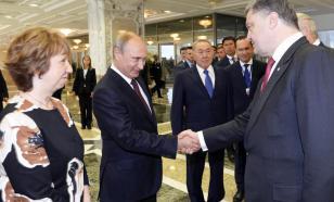 Опубликован душевный разговор Путина и Порошенко