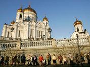 В День крещения Руси звучат молитвы о мире на Украине