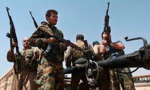 Террористов выбили из бывшего дворца Саддама Хусейна