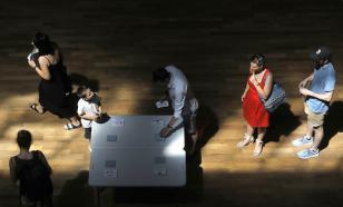 Во Франции стали известны первые итоги второго тура парламентских выборов