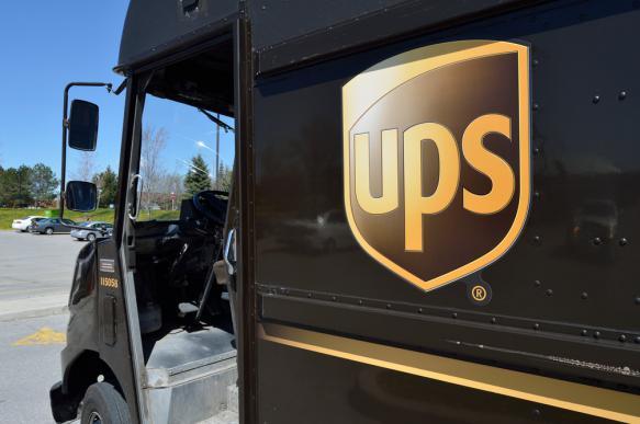 UPS патентует блокчейн за отслеживанием грузов