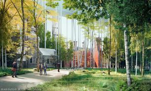 Парк для активного отдыха обустроят на месте Бадаевского пивзавода в Москве