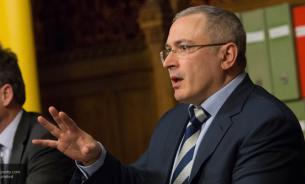 Беглый олигарх Ходорковский назвал бандитами патриотов, воюющих в Сирии и Донбассе