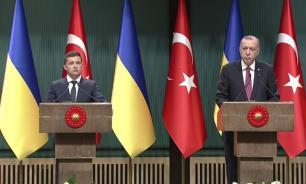 Эрдоган дал совет Зеленскому не увлекаться браслетами