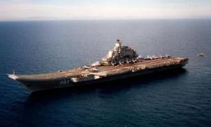 Будущее российского ВМФ на Западе видят без авианосцев