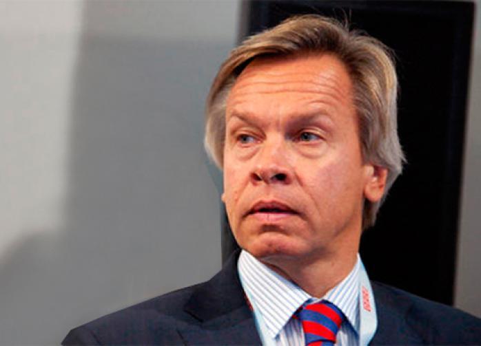 Пушков ответил на заявление посла Великобритании в США