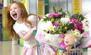 Цены на цветы за год выросли на 30-100%