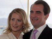 Греческий принц женился