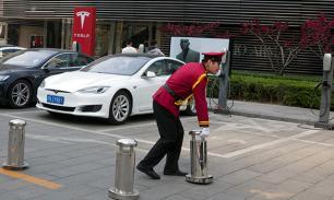 Американский производитель электромобилей отзывает в Китае шесть тысяч авто