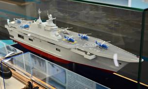 «Мистрали» отдыхают: ВМФ России получит универсальные десантные корабли-вертолетоносцы