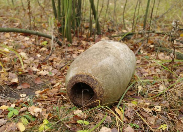 Советское изобретение сороковых прошлого века: Шиферные бомбы