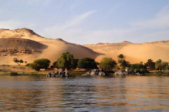 Цивилизация Древнего Египта возникла по воле Бога