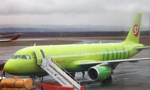 В Домодедове экстренно сел самолет из Симферополя из-за угрозы взрыва