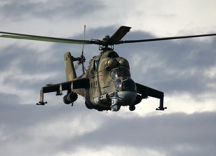 Азербайджан ещё раз извинился за сбитый Ми-24
