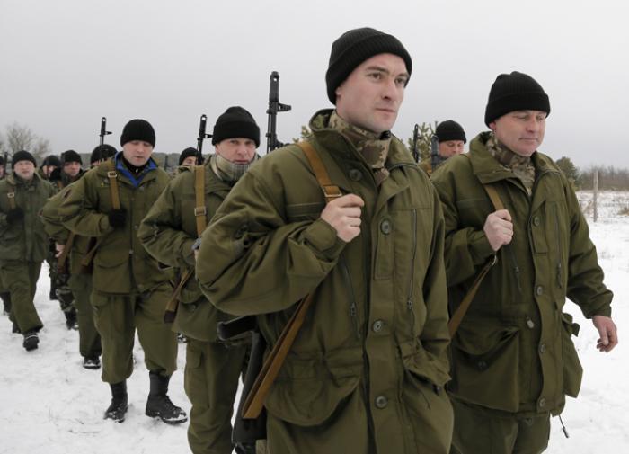 Большинство украинцев за военную операцию ВСУ в Донбассе и Крыму