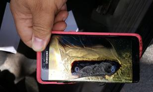 Samsung расскажет, из-за чего взрывались Galaxy Note 7, в январе