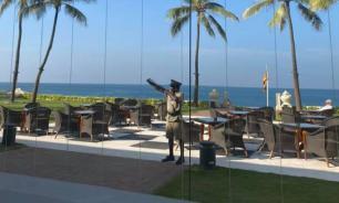 """Захарова рассказала о """"работе мечты"""" на Шри-Ланке"""