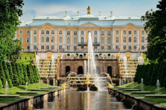 Петергоф признан самым привлекательным местом мира