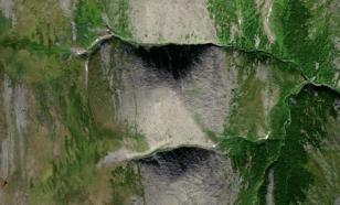 Огромную копию пирамиды Хеопса нашли на Урале